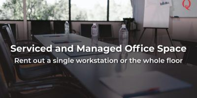 Advantages of Serviced and Managed Office Space - Qdesq