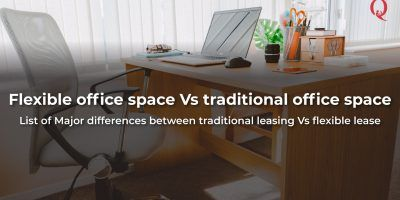 Benefits of flexible office vs conventional office - Qdesq