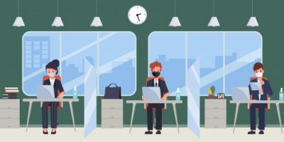 Coworking spaces - a perfect blend of hygiene and affordability