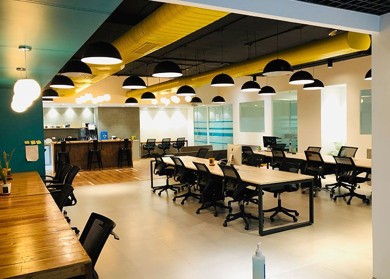 Spring House - 15 Best Coworking Spaces in Gurgaon - Qdesq