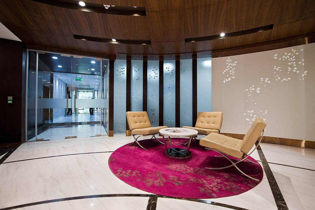 The Executive Center - 15 Best Coworking Spaces in Gurgaon - Qdesq